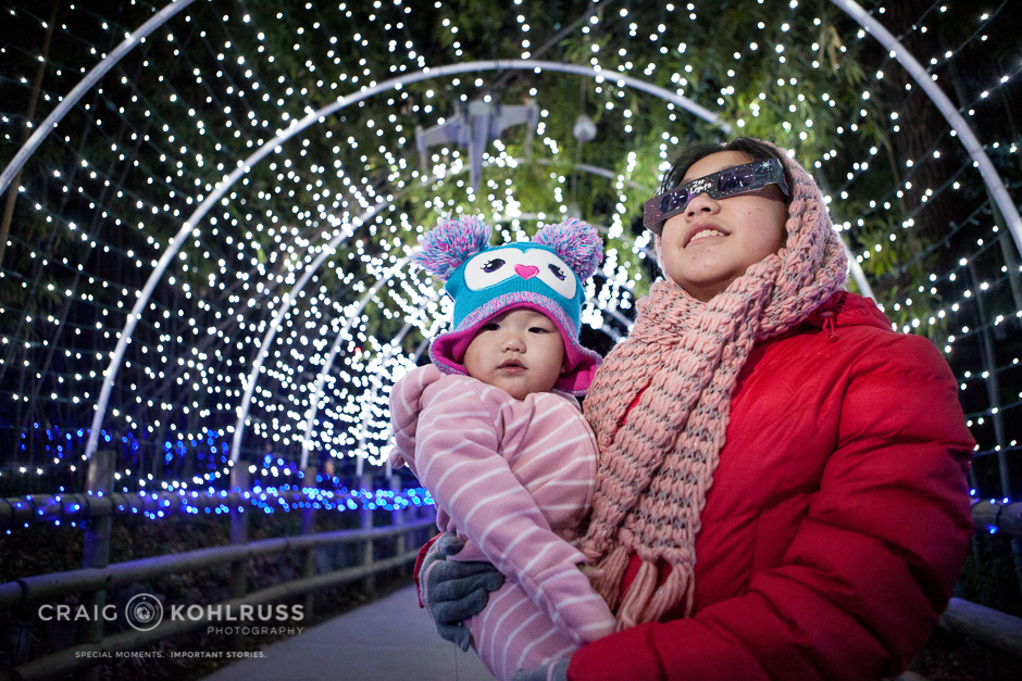 Fresno Zoo Lights